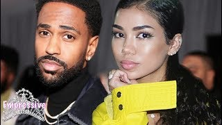 R&B singer Jhene Aiko may have parted ways with her boyfriend Big S...