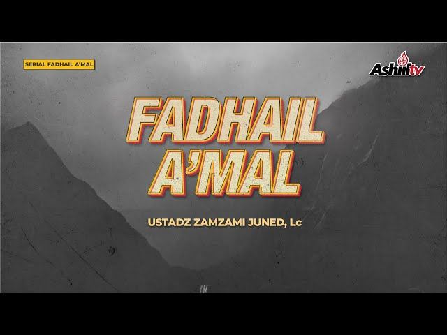 🔴 [LIVE] Keutamaan Istirja Dikala Musibah - Ustadz Zamzami Juned, Lc حفظه الله