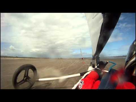 Land Sailing Splash & Crash