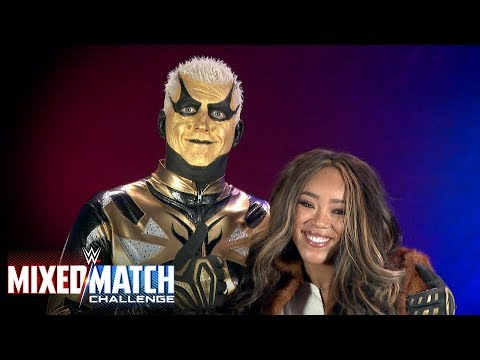 Goldust & Alicia Fox to fight for Hire Heroes USA in Mixed Match Challenge