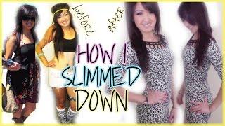 One of ilikeweylie's most viewed videos: How I Slimmed Down | ilikeweylie