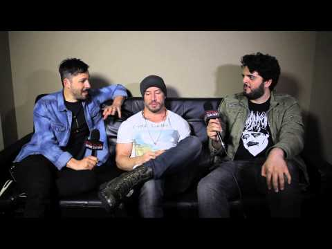 DILLINGER ESCAPE PLAN New Interview 2013 on Metal Injection