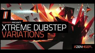 Xtreme Dubstep Variations - 348 Awesome New Dubstep Sounds & Loops