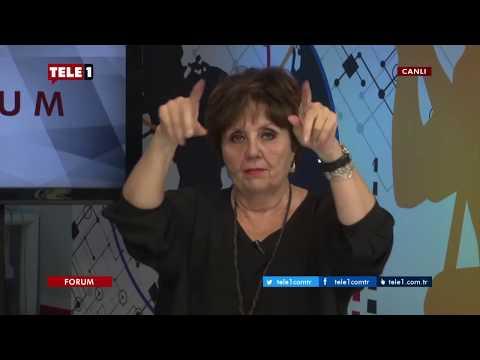 Forum - Ayşenur Arslan (18 Ekim 2017) | Tele1 TV