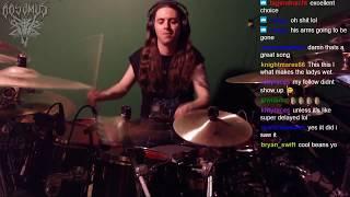 "Dimmu Borgir - ""The Maelstrom Mephisto"" - Drums"