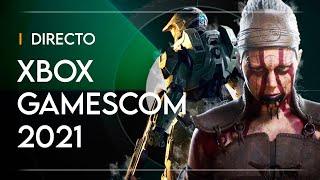 CONFERENCIA de XBOX GAMESCOM 2021 en DIRECTO: Halo Infinite, Forza Horizon 5...