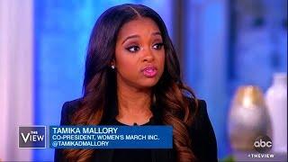 David Whackman disrespects Tamika Mallory
