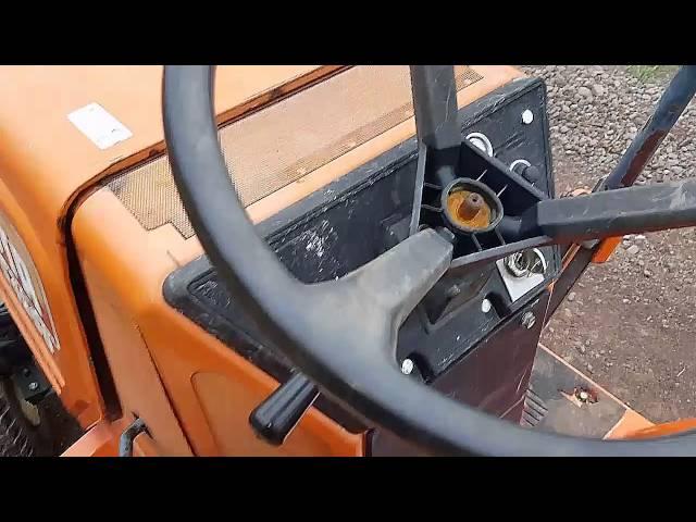 Kubota G4200 Lawn Tractor | Kubota Lawn Tractors: Kubota