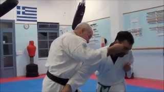 Karate Τεχνικές αυτοάμυνας 17o