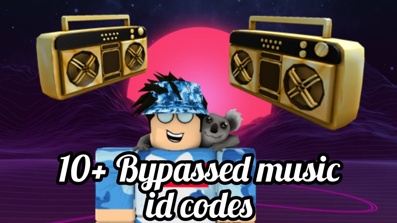 10 Bypassed Roblox Music Id Codes Working 2019 2020 Youtube
