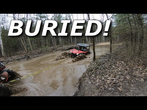 Ripping Trails And BURYING The Talon With OSTACRUISER!
