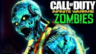 CALL OF DUTY: INFINITE WARFARE ZOMBIES - WHY IT MIGHT NOT SUCK! (Infinite Warfare Zombies)