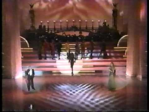Patrick Kelly on special with Rosalind  Johnson 1988