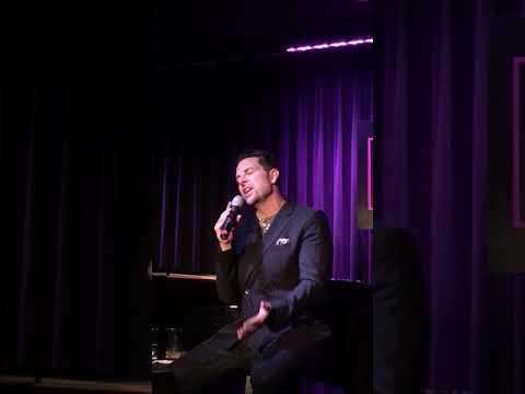 Chris Mann - Hallelujah - Feinstein's at the Nikko - San Francisco, CA - 11.04.17