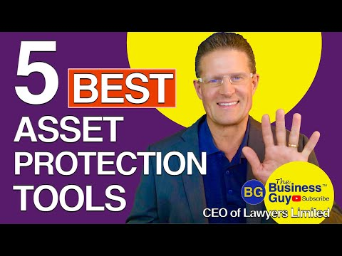 5 Best Asset Protection Tools for Lawsuits, Divorce and Judgments