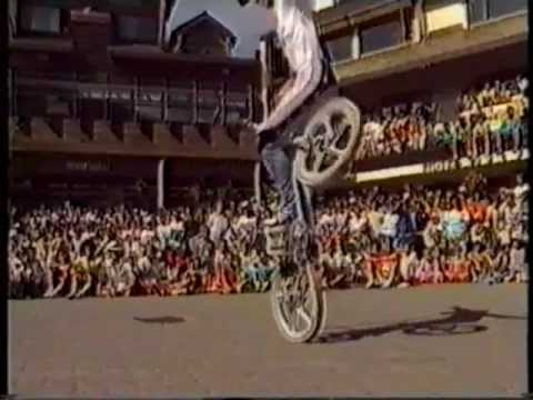 Old School Freestyle BMX