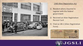 15 Questions on an Alien Registration Form (AR-2)
