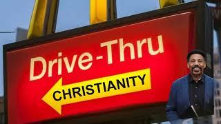 Drive Thru Christianity - Tony Evans