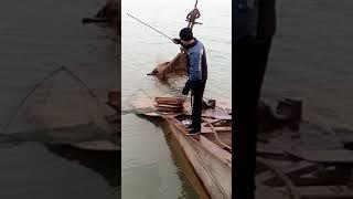Рыбалка в селе Солдато Александровском