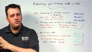 AVG's Michael McKinnon Explains Protecting Business Privacy with a VPN