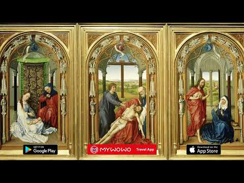 Gemäldegalerie – Miraflores By Weyden – Berlin – Audio guide – MyWoWo Travel App