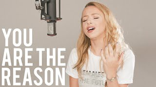 calum scott you are the reason emma heesters cover