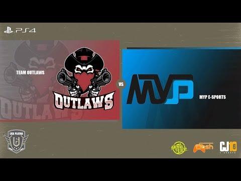 Liga Platina #4 - Semifinal (PS4) Team Outlaws X MyP E-sports