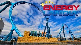 Energylandia Aqualantis Preview Day   Tour & Review July 2021