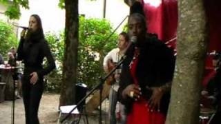Jhelisa Anderson Pennabilli festival