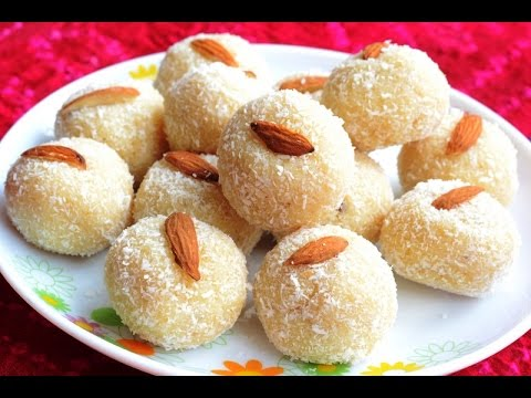 Coconut Ladoo Recipe In Hindi By  Easy Recipe
