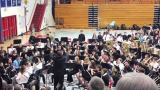 2016 fayette county seventh grade honors band black forest overture