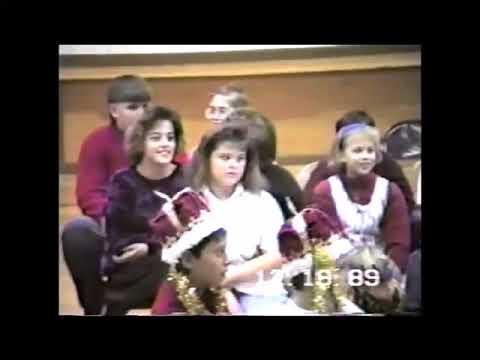 Twin Hills Elementary School 12.19.89