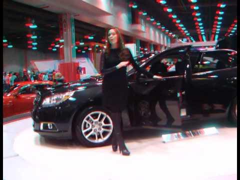 Malibu Car in 3D