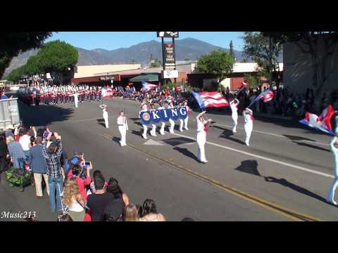 Riverside King HS  The Stars and Stripes Forever  2017 Arcadia Band Review