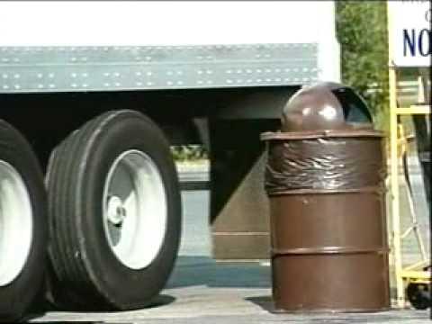Truck Drivers - Truckstop Safety Tips.avi