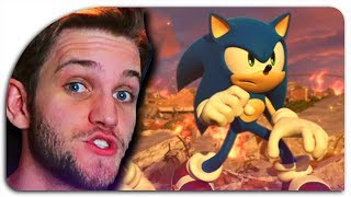 You Knew This Was Coming... (Sonic Forces Late Night Chill)