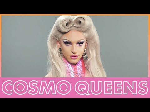 Miz Cracker's Makeup Transformation Is the Most Mesmerizing Thing | Cosmo Queens