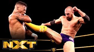 Lio Rush vs. Oney Lorcan: WWE NXT, Sept. 18, 2019