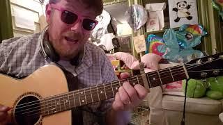 Lil Wayne - Dont Cry (feat. XXXTENTACION) // easy guitar tutorial for beginners