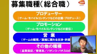 バンダイナムコゲームス会社紹介プレゼン thumbnail