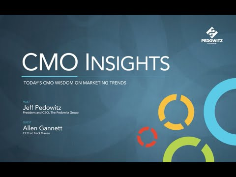 CMO Insights: Allen Gannett, CEO of TrackMaven
