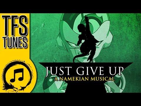 Dragonball Z Abridged MUSIC: Freeza - Just Give Up! (A Hamilton Song Parody)