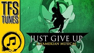 Repeat youtube video Dragonball Z Abridged MUSIC: Frieza - Just Give Up! (A Hamilton Song Parody)