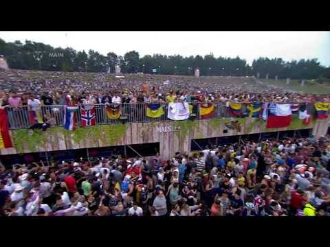 Alesso - Sweet Escape ( LIVE @ Tomorrowland 2015 ) [ HD ]
