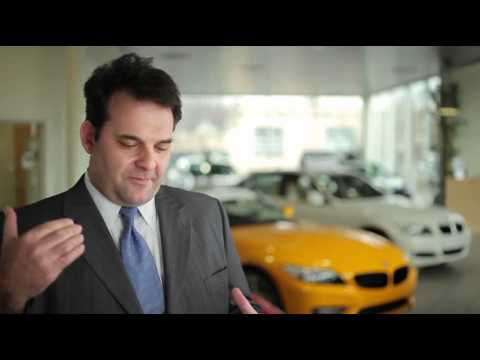 Eric Parkinson - Business Manager - Dave Walter BMW