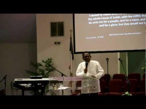 Psalms 91:14 by Pr. Babu Cherian @ Troy International Church Of God