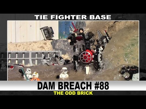 LEGO Dam Breach #88 - Tie Fighter Base