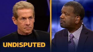 Rob Parker: Tom Izzo was 100 percent \'out of line\' for screaming at MSU player | CBB | UNDISPUTED