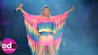 Taylor Swift celebrates Pride with surprise gig in NYC