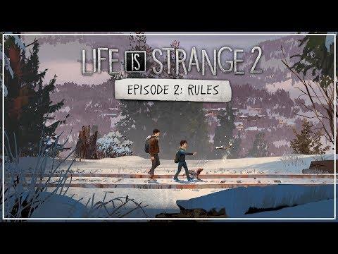 Let's Play: Life is Strange 2: Episode Two | Part 3 | Rules | CAPTAIN SPIRIT!!! thumbnail